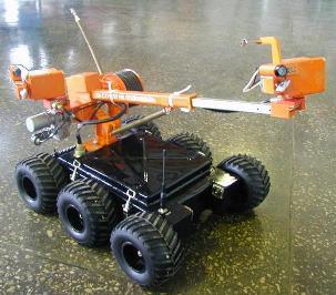 Робот-вездеход